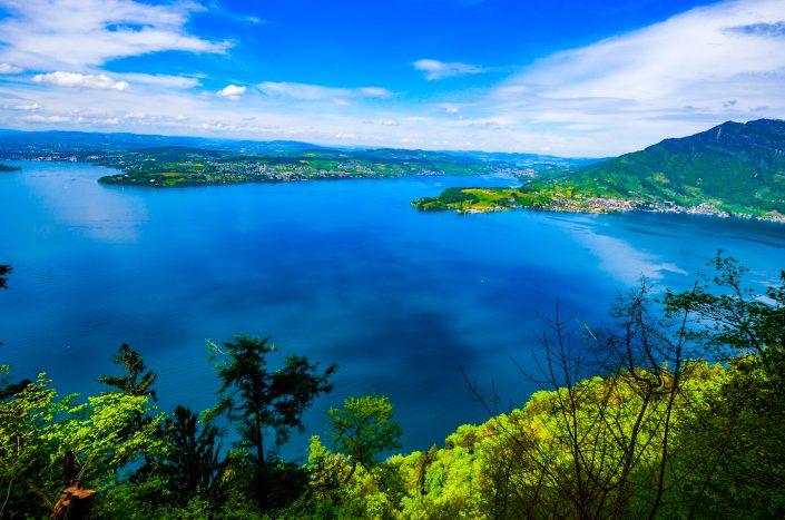 Lac des Quatre-Cantons (Suisse)
